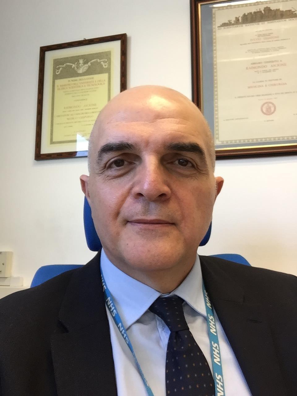 Professor Raimondo Ascione