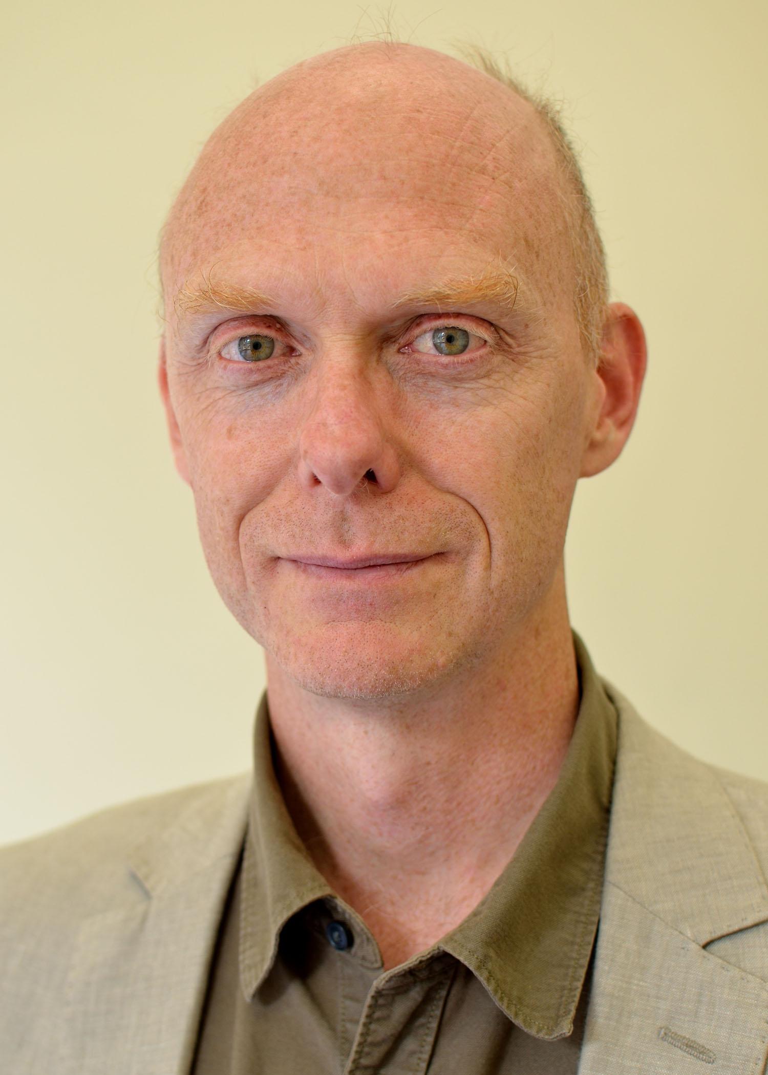 Professor Robert Bickers