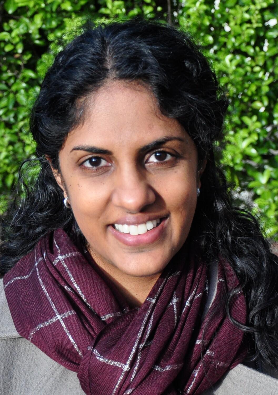 Dr Anita Ganesan