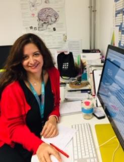 Dr Carolina Gordillo Bravo