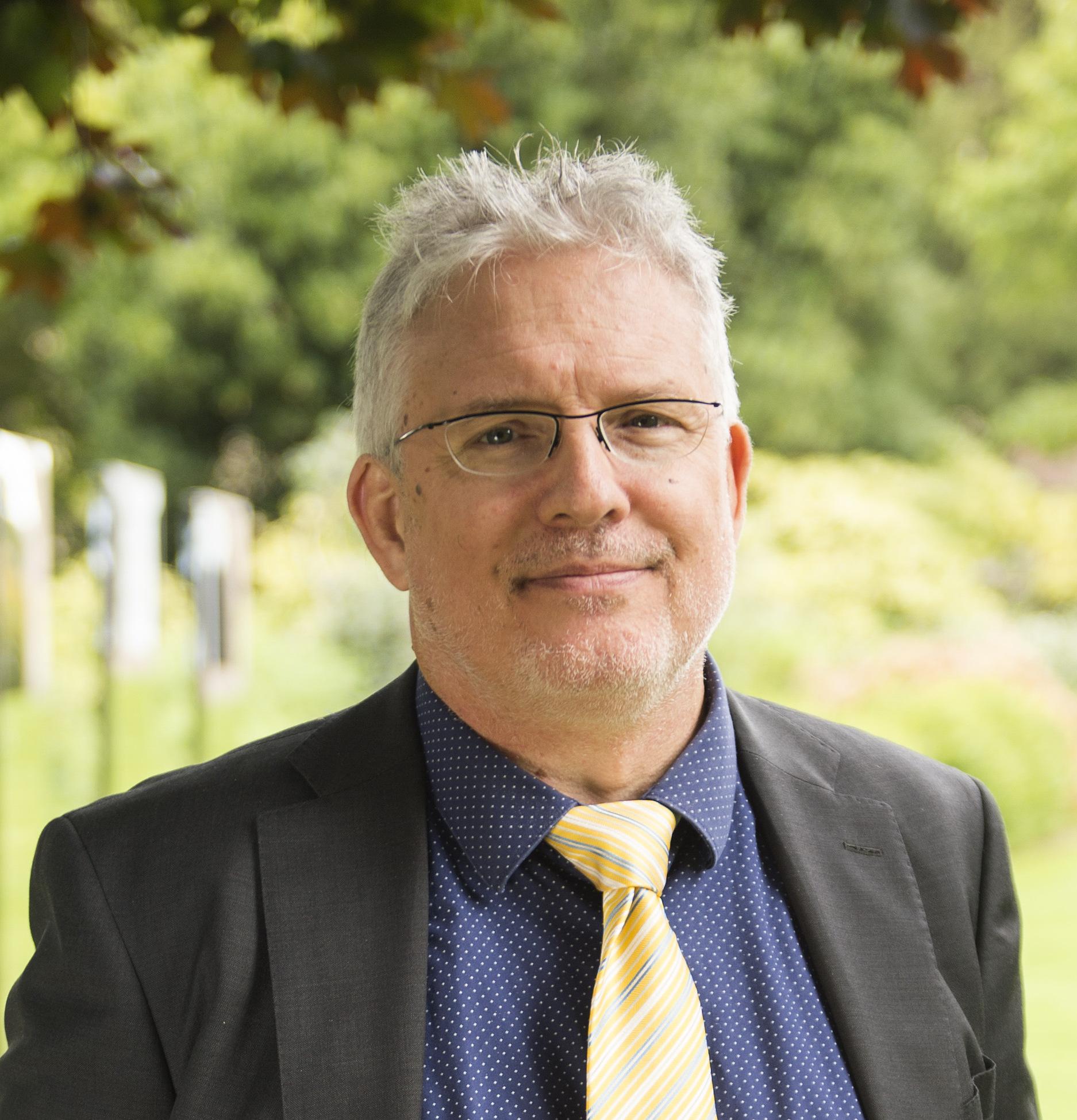 Professor Stephan Lewandowsky