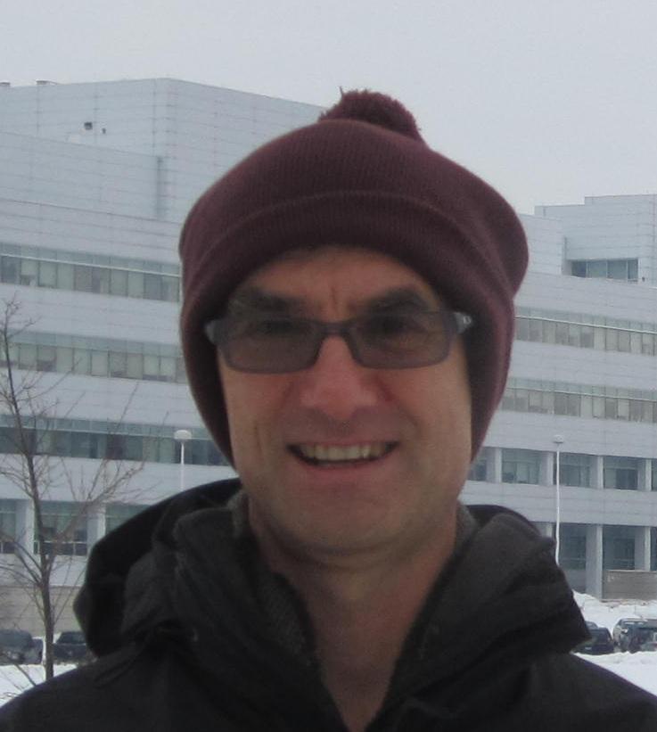 Professor Stephen Hayden