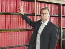 Professor Nigel Hussey