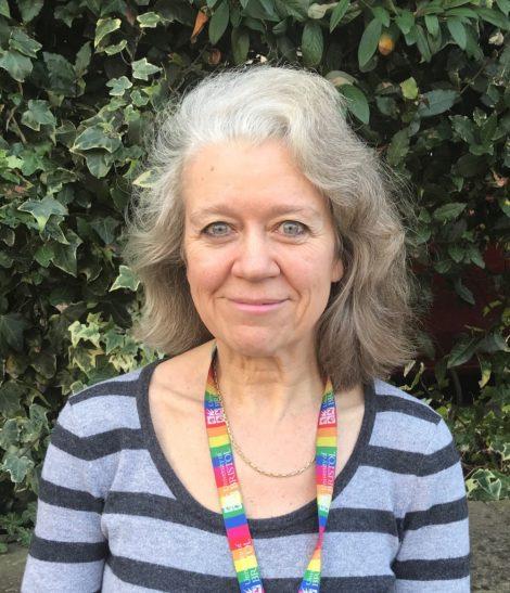 Professor Cathy Williams