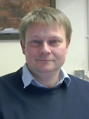 Professor James Wookey