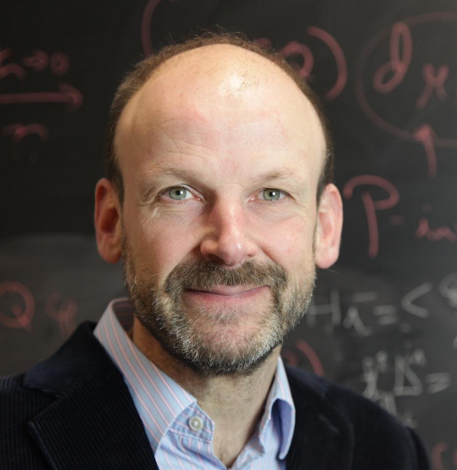 Professor Jonty Rougier
