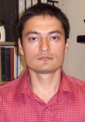 Dr Miguel Rico-Ramirez