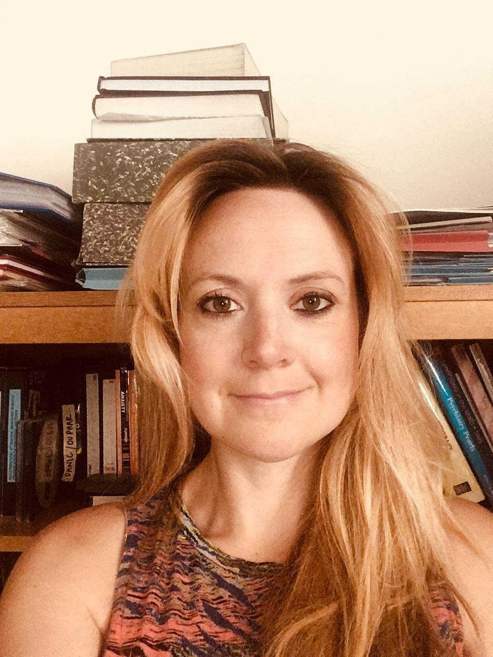 Dr Rebecca Pearson