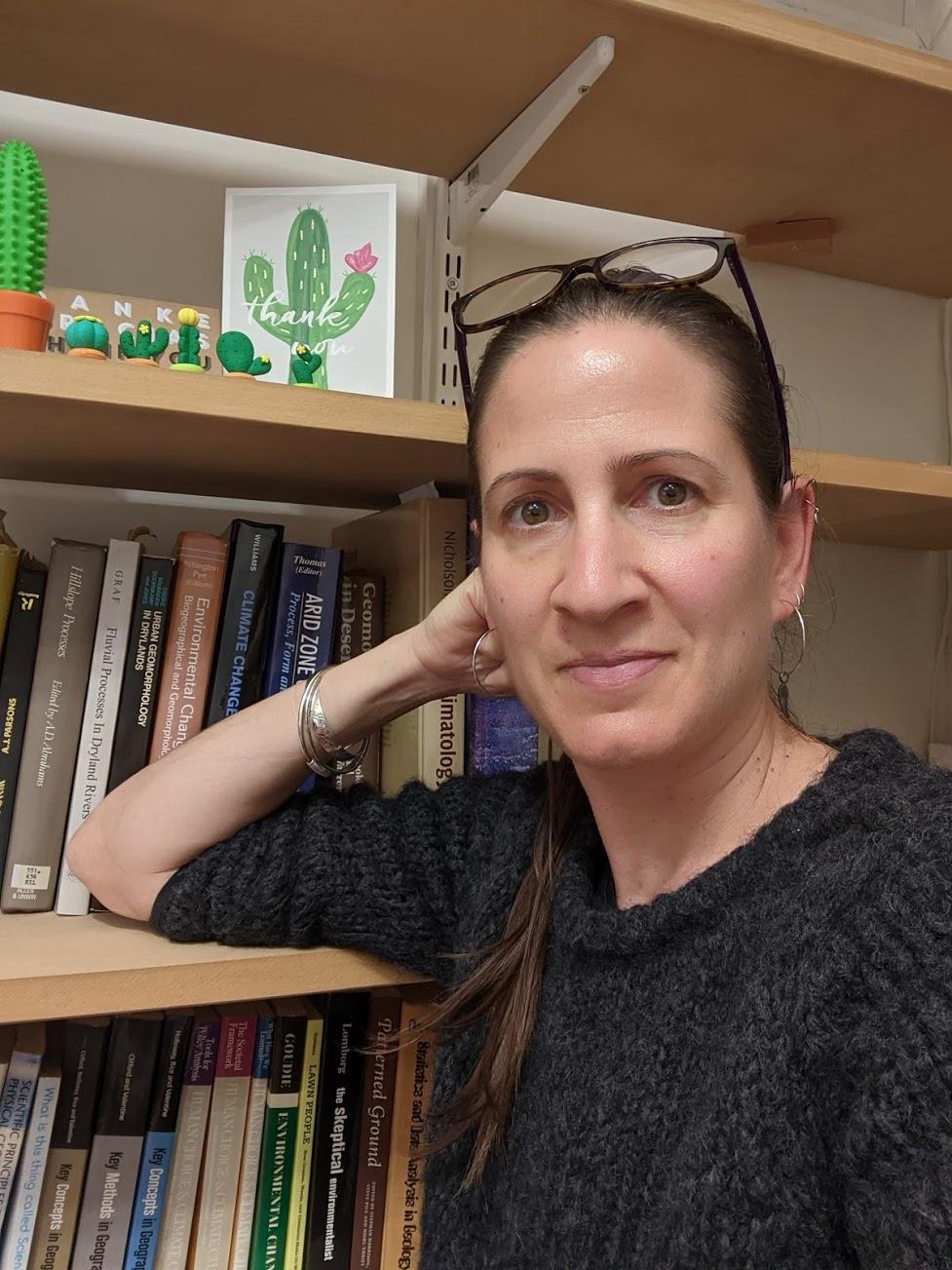 Dr Katerina Michaelides