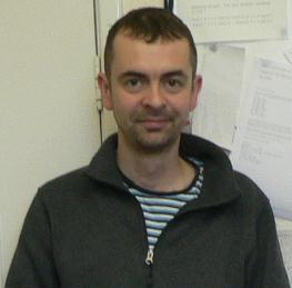 Professor Chris Metcalfe