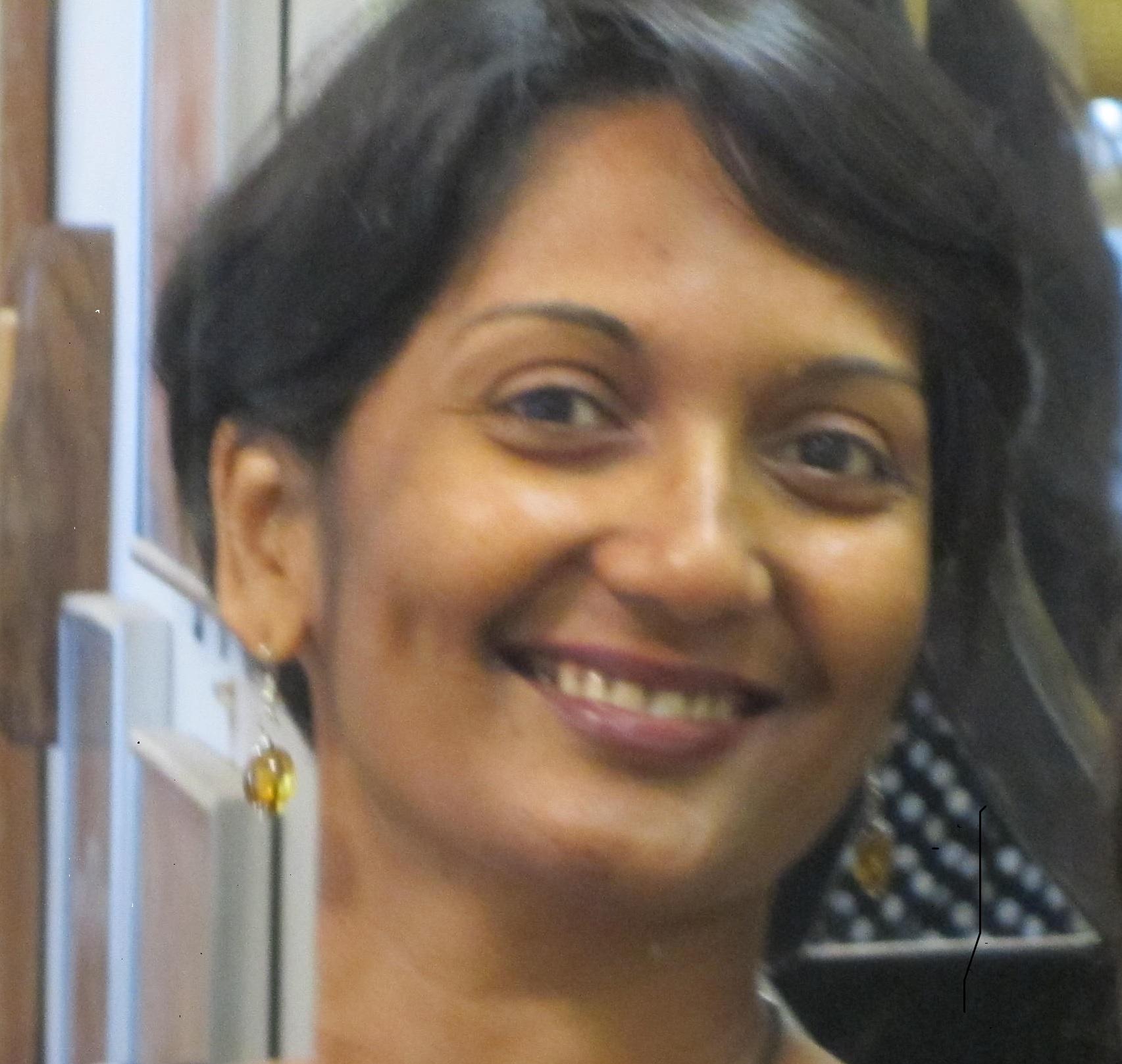Dr Sangeetha Paramasivan