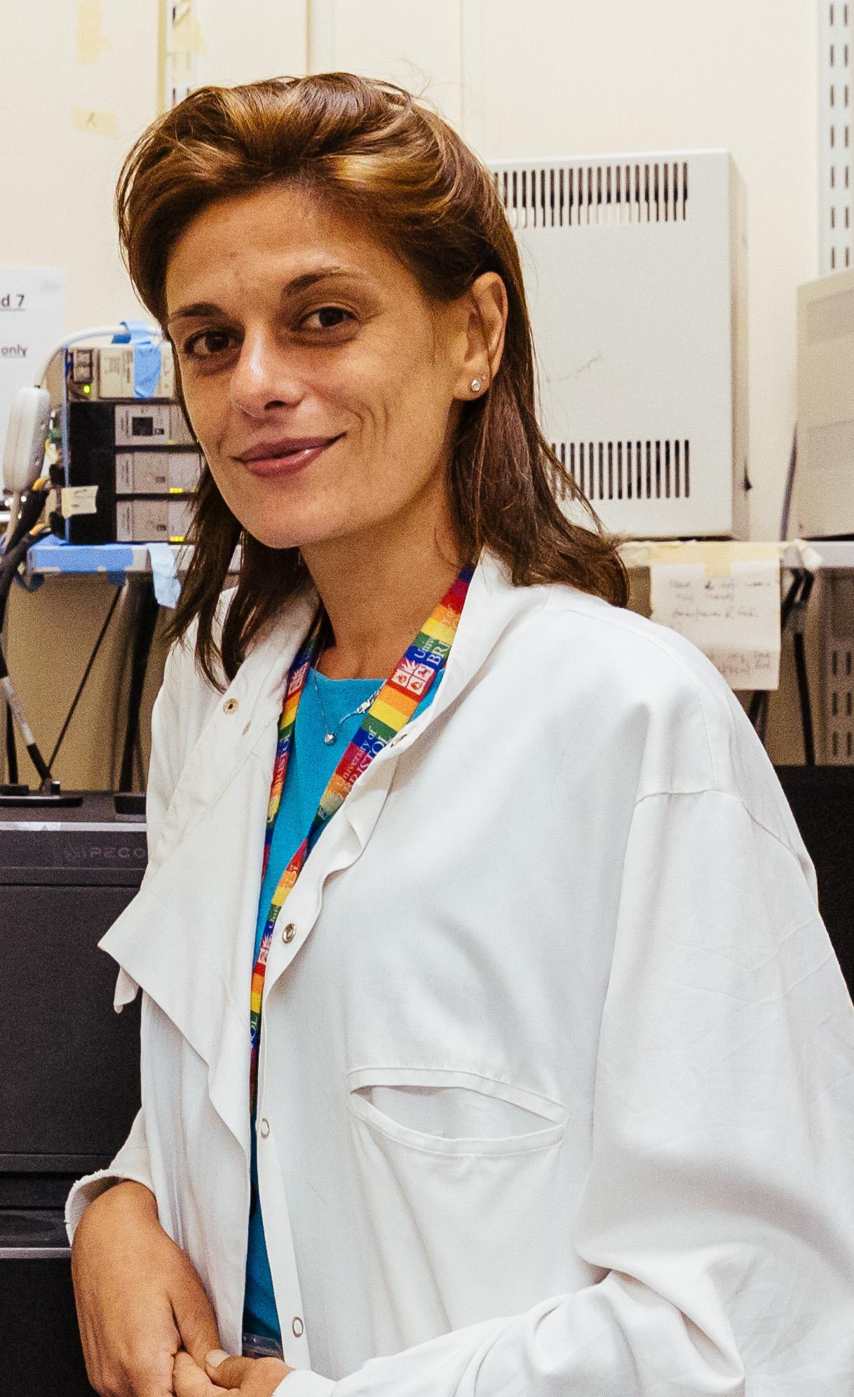 Dr Lucia Marucci