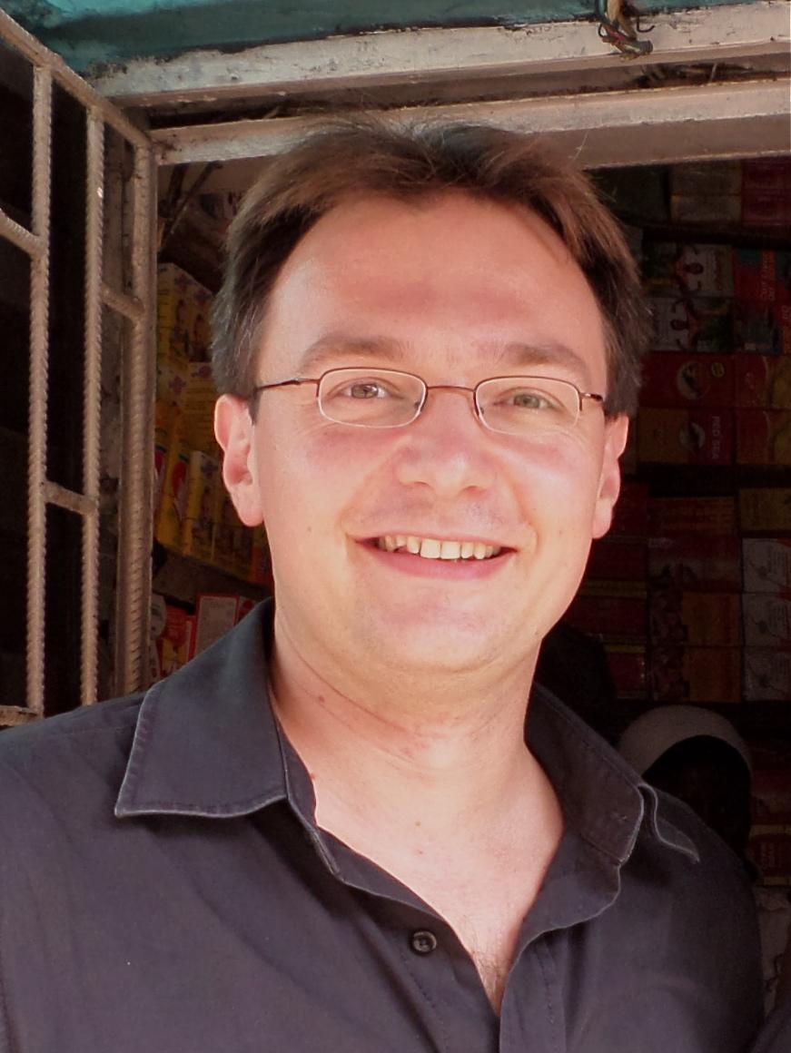 Dr Gernot Klantschnig